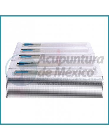 AGUJAS SHARP 0.20 X 50 MM. C/100 PIEZAS