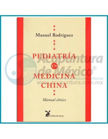 PEDIATRIA EN MEDICINA CHINA