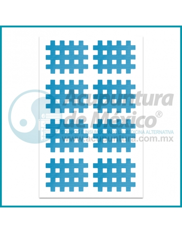 CINTA CROSS TAPE CELESTE