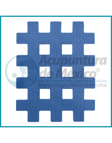 CINTA CROSS TAPE AZUL
