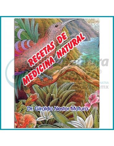 RECETAS DE MEDICINA NATURAL