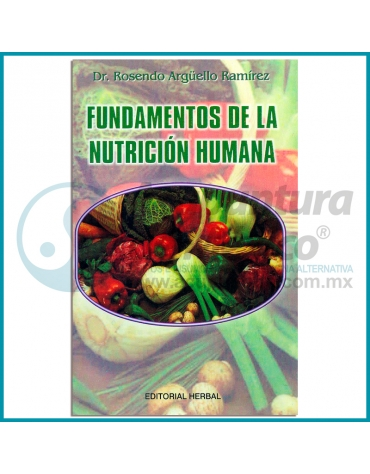 FUNDAMENTOS DE LA NUTRICIÓN HUMANA