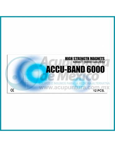 MAGNETO ACCU-BAND DE 6000 GAUSS
