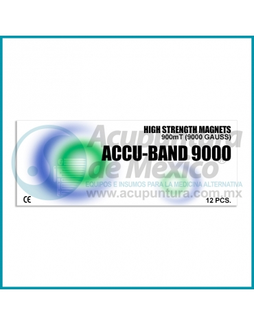 MAGNETO ACCU-BAND DE 9000 GAUSS