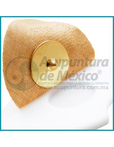 ACU-PRESOR DORADO DE 1 PIN