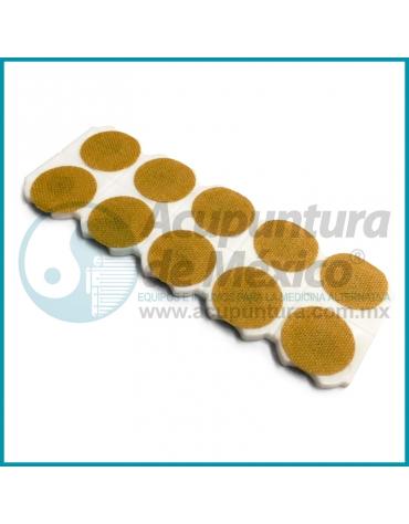 ACU-PRESOR PLATEADO DE 1 PIN