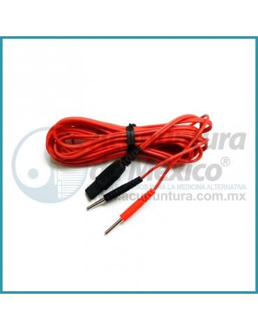 CABLE PUNTAL CON CONECTOR PLANO PARA ES-160