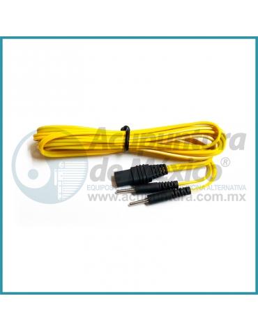 CABLE PUNTAL CON CONECTOR PLANO PARA AWQ-105 PRO