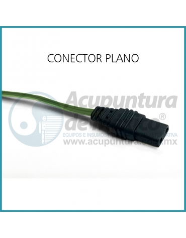 CABLE MINI CAIMAN CON CONECTOR PLANO PARA KWD