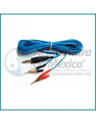 CABLE MINI PATO CON CONECTOR DE 3.5 MM.
